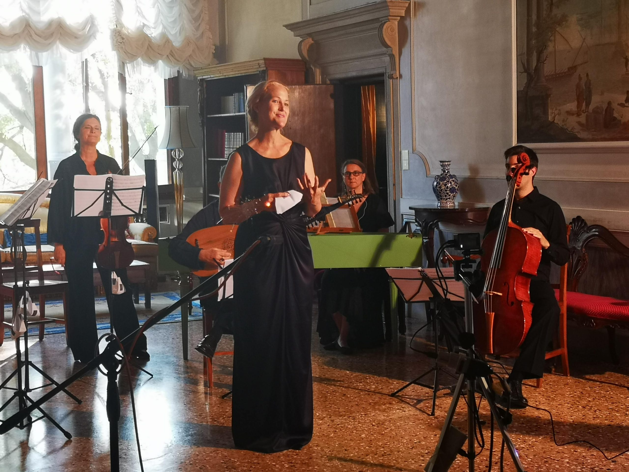venice music project anima veneziana