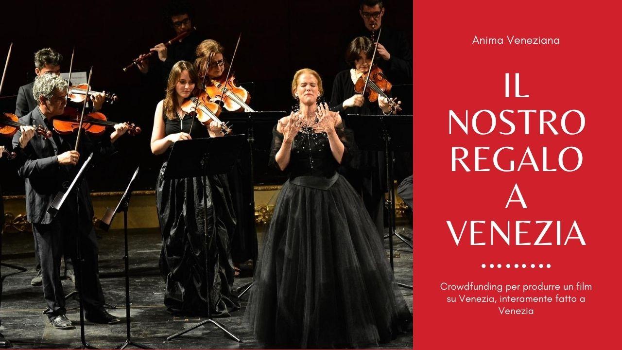 venice music project anima veneziana